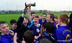 2015 U-14 P.1. Football League Final win over Carrigaline