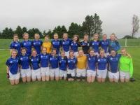 Kilshannig U16 Girls 2013