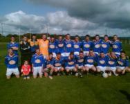 2008 Minor A Football League Winners