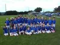 Under 8 & 9 Teams 2011