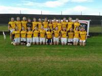 Kilshannig U12 North Cork Champions 2013