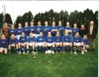 2007 Div 2 & Div 3 Football League Winners