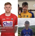 Killian, Ciaran & Michael Munster Football Final 2019
