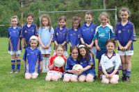 U8 Girls June 2012