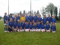 U10 Girls Newmarket Blitz 2011
