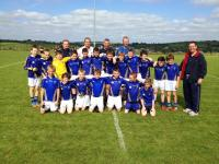 Under 11 Footballers  September 2012