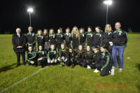 U14 Girls team