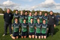 All Ireland 7's Shield Winners