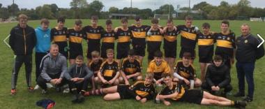 East Kerry U16 2018 Champions
