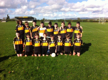 Currow U12 2018 District & East Kerry League Champions