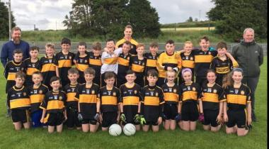 Currow U12 County League Winners 2019