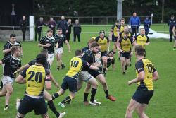 Paul Gallogly tackle