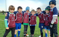 SRRFC Minis - Friendship, Fun, and Fantastic!