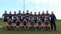 1st XV Before Jim Byrne Cup Final
