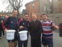 Fundraising with Joe Schmidt