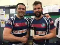 Sean Furlong Rewarded For All His Hard Work