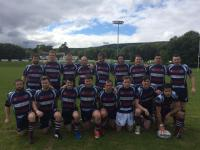 Stillorgan RFC 2nd XV 2015/16.