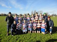 Tullow U15 Girls