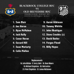 OBRFC Team v Blackrock
