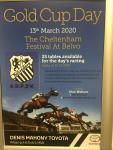 Belvo Cheltenham Day