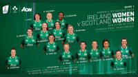 Women's Irish Team