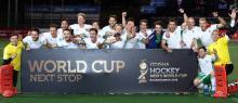 Irish Men World Cup