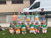 u10 Girls Camogie 2019