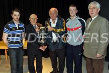 Felix Sarsfield Trophy Scór 2012