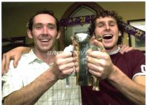 Winning Captains-Sean & Donal