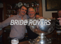 Pat O Connell Sam Maguire Cup 2010