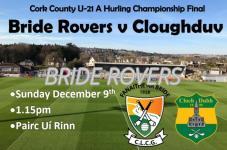 Bride Rovers v Cloughduv 2018