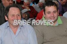 Kildinan & Rathcormac at the draws