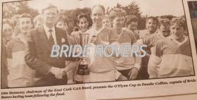 O Flynn Cup Final 1988