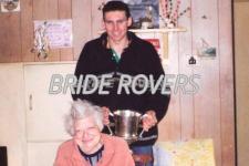 1998 Nell Ryan Gortroe with Donal Ryan.