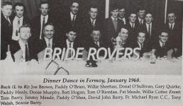 Dinner Dance 1968