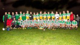 U21 H East Cork Champ 2018