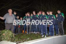 U16 A County Football Champions