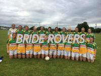 Senior Ladies Football Team 2016