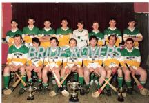1993 JBHC & League Winners