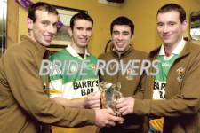 The Murphy Brothers 2003.