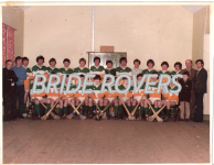 1981 East Cork JAHL Winners.