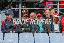 Rovers in Croker 2017 !
