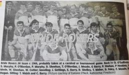 1966 Junior Team