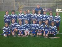 U8 Camogie Teams 2011