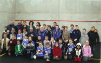 Hurling Wall # 1