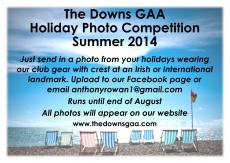 Holiday Photo Competition