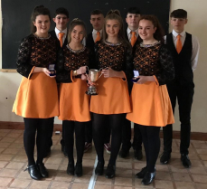 Leinster Fleadh Set Dancing Champions