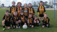 Boys U8's @ Killucan Blitz team 2