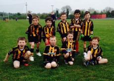 Boys U8 @ Killucan Blitz team 2