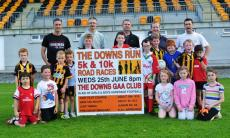 Launch of The Downs Run 2014